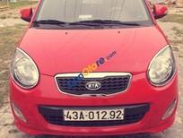 Bán xe cũ Kia Morning Sport đời 2010, màu đỏ, xe nhập chính chủ