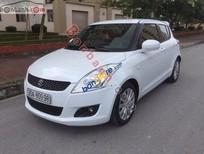 Bán Suzuki Swift 1.4AT đời 2013, màu trắng, nhập khẩu nguyên chiếc