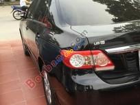 Auto Hòa Bình cần bán gấp Toyota Corolla Altis 1.8G 2013, màu đen