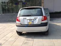 Cần bán gấp Hyundai Getz năm 2009 màu bạc, giá chỉ 250 triệu