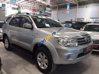 Bán Toyota Fortuner 2.7V đời 2011, màu bạc, 770tr