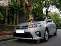 Bán Toyota Yaris G 2014, màu bạc, nhập khẩu chính hãng, 660tr