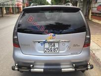 Bán Mitsubishi Grandis 2.4 MIVEC đời 2006, màu bạc xe gia đình