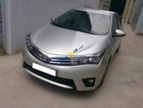 Cần bán xe Toyota Corolla altis 1.8G năm 2015, màu bạc