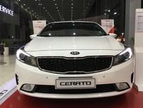 Bán Kia Cerato 1.6 MT, AT, 2.0 AT đời 2016, màu trắng, giá tốt