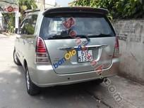 Cần bán gấp Toyota Innova 2.0 G đời 2008, màu bạc, xe gia đình