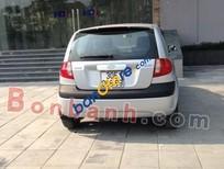 Bán Hyundai Getz 1.1MT 2009, màu bạc, nhập khẩu chính hãng số sàn, giá chỉ 250 triệu