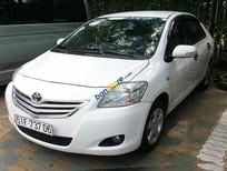 Bán xe Toyota Vios Limo đời 2009, màu trắng xe gia đình