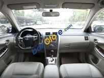 Bán ô tô Toyota Corolla altis đời 2011, màu bạc