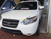 Cần bán Hyundai Santa Fe MLX năm 2007, màu trắng, nhập khẩu Hàn Quốc