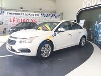 Cần bán xe Chevrolet Cruze 1.6MT đời 2016, màu trắng, 572 triệu