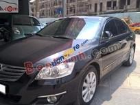 Cần bán xe cũ Toyota Camry 3.5Q đời 2009, màu đen số tự động, 750tr
