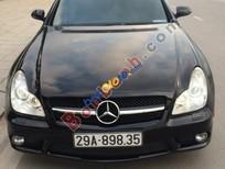 Bán xe cũ Mercedes CLS500 2006, màu đen, xe nhập