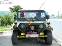 Bán xe Jeep A2 đời 1990, màu xanh lam, nhập khẩu chính chủ giá cạnh tranh