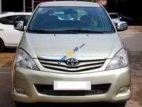 Cần bán gấp Toyota Innova G 2.0MT sản xuất 2009 số sàn