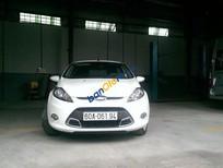 Bán Ford Fiesta 1.6 AT sản xuất 2012, màu trắng