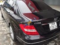 Bán Mercedes C250 sản xuất 2014, màu đen như mới