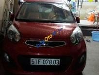 Cần bán xe Kia Morning AT 2015, màu đỏ số tự động