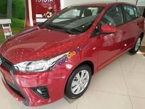 Cần bán Toyota Yaris E đời 2016, màu đỏ, nhập khẩu