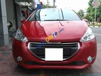 Bán Peugeot 208 đời 2013, màu đỏ, xe nhập, giá 850tr