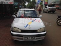 Cần bán gấp Daewoo Racer 1995, màu trắng, nhập khẩu, giá tốt