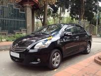 Bán Toyota Vios 1.5 E đời 2010, màu đen chính chủ từ đầu
