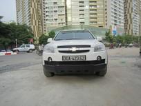 Cần bán gấp Chevrolet Captiva 2008, màu trắng, nhập khẩu chính hãng