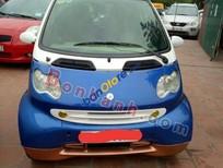 Bán Smart Fortwo đời 2003, màu xanh, xe nhập, số tự động, giá tốt