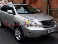 Cần bán gấp Lexus RX 350 đời 2008, màu bạc, nhập khẩu chính hãng còn mới