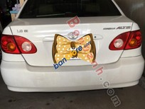 Bán Toyota Corolla altis 1.8G đời 2002, màu trắng, chính chủ, giá 335 triệu