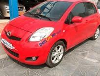 Xe Toyota Yaris 1.3AT năm 2009, màu đỏ, nhập khẩu chính hãng số tự động