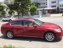 Bán Lexus GS 300 sản xuất 2006, màu đỏ, nhập khẩu chính hãng, giá tốt