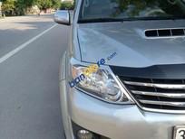 Cần bán xe Toyota Fortuner G 2013, màu bạc