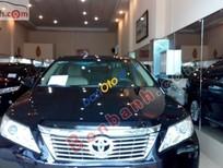Bán xe cũ Toyota Camry 2.5G đời 2012, màu đen số tự động