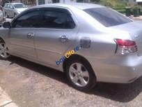 Bán Toyota Vios G đời 2010, màu bạc số tự động
