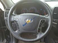 Cần bán Hyundai Santa Fe SLX năm 2011, màu đen, giá chỉ 965 triệu