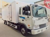 Xe tải thùng bạt, kín, đông lạnh Hyundai HD210 14 tấn.
