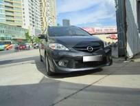 Cần bán gấp xe gia đình hiệu Mazda 5 2.0 AT 2009, màu xám, nhập khẩu