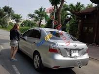 Cần bán Toyota Vios E đời 2009, màu bạc, giá 395tr