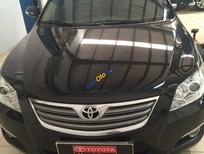 Bán Toyota Camry 2.4G 2008, màu đen