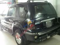 Bán Ford Escape 2.3AT đời 2008, màu đen số tự động