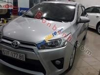 Cần bán Toyota Yaris G đời 2015, màu bạc, nhập khẩu chính hãng