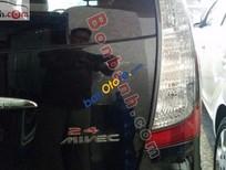 Cần bán Mitsubishi Grandis 2.4 Mivec đời 2009, màu đen số tự động