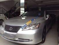 Bán Lexus ES đời 2007, màu bạc, nhập khẩu chính hãng