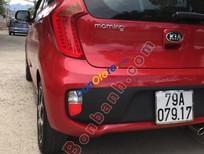 Bán xe cũ Kia Morning AT năm 2015, màu đỏ