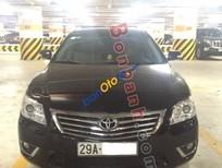 Cần bán xe Toyota Camry 2.0E năm 2010, màu đen, xe nhập chính chủ, giá 765tr