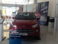 Ford Ecosport Titanium, đủ màu, hỗ trợ trả góp 75% giá trị xe