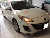 Bán xe cũ Mazda 3 1.6AT đời 2010, màu trắng, xe nhập xe gia đình