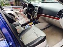 Bán xe cũ Hyundai Santa Fe MLX đời 2007, màu xanh lam, nhập khẩu chính hãng, giá 525tr