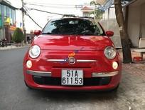 Cần bán Fiat 500 đời 2009, màu đỏ